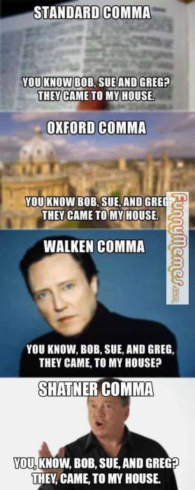 shatner-walken-commas